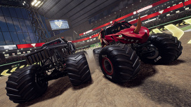 Monster Jam Steel Titans получит продолжение, Monster Jam Steel Titans 2