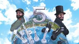 В Tropico5 добавили редактор карт и миссий