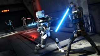 Авторы Star Wars Jedi: Fallen Order исправили световой меч главного героя
