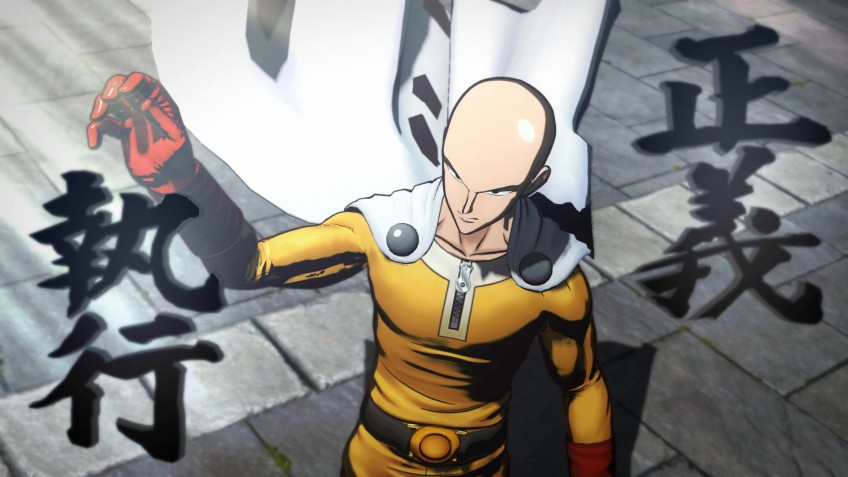 Bandai Namco показала видеоклип по One Punch Man: A Hero Nobody Knows