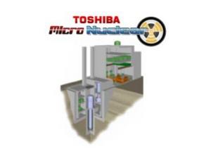 Toshiba планирует выпуск малогабаритных ядерных реакторов