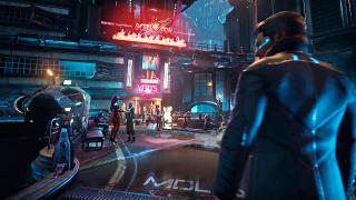 В ходе Е3 показали полтора часа игрового процесса Gamedec