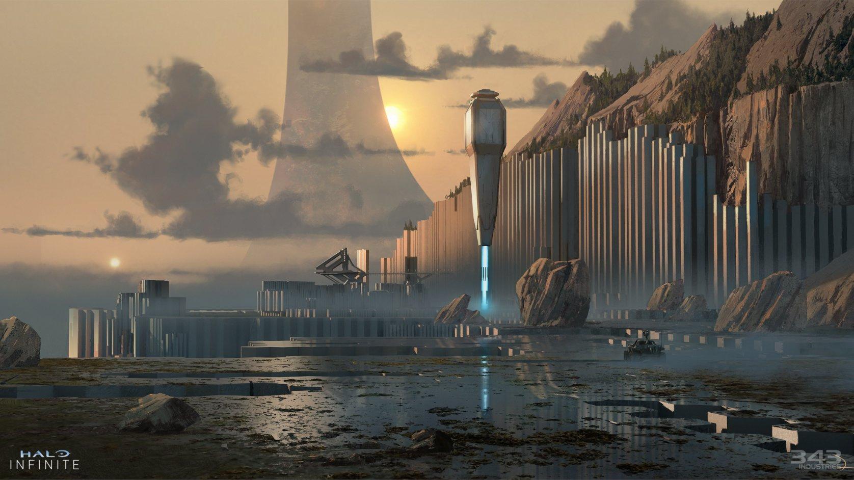 Halo Infinite теперь готовится к выходу осенью 2021 года