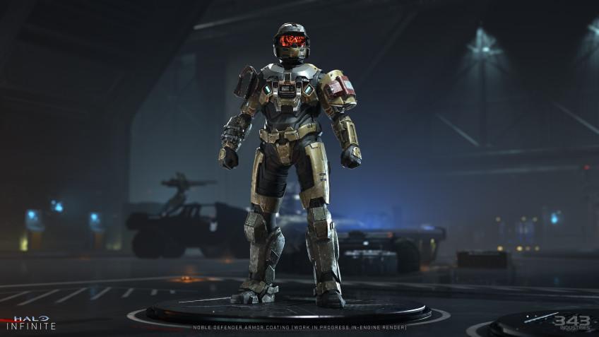 Halo Infinite теперь готовится к выходу осенью 2021 года 6
