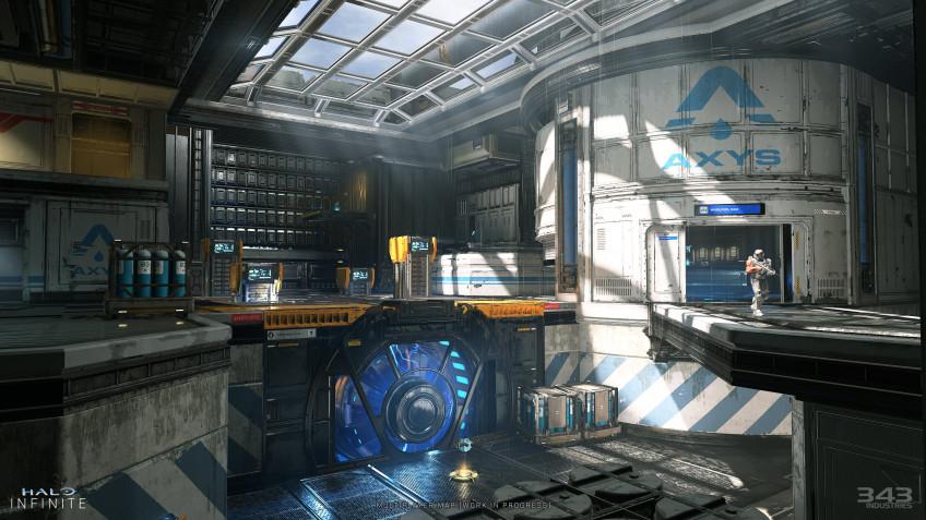 Halo Infinite теперь готовится к выходу осенью 2021 года 2