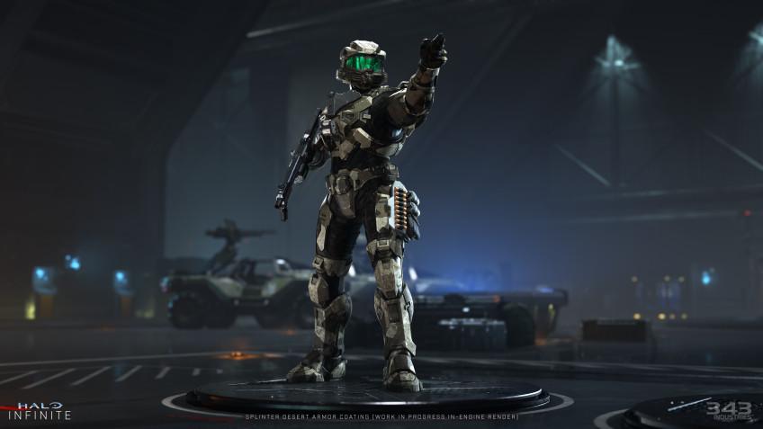 Halo Infinite теперь готовится к выходу осенью 2021 года 3