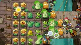 Вторую часть Plants vs. Zombies загрузили25 миллионов раз