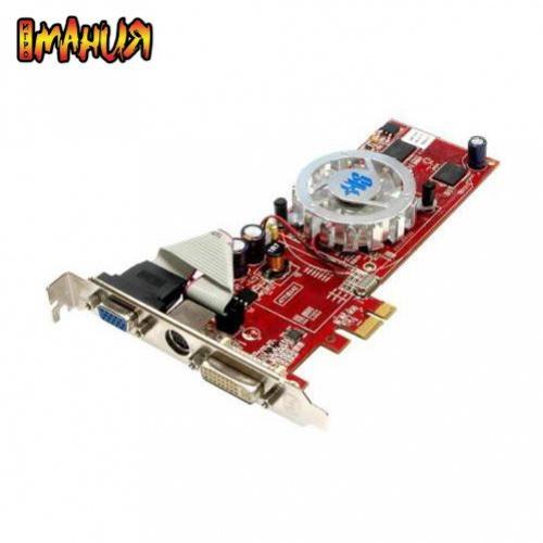 Видеокарта для PCIe x1