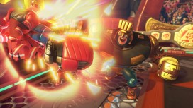 Новый трейлер Arms посвятили первому DLC-бойцу Максу Брассу