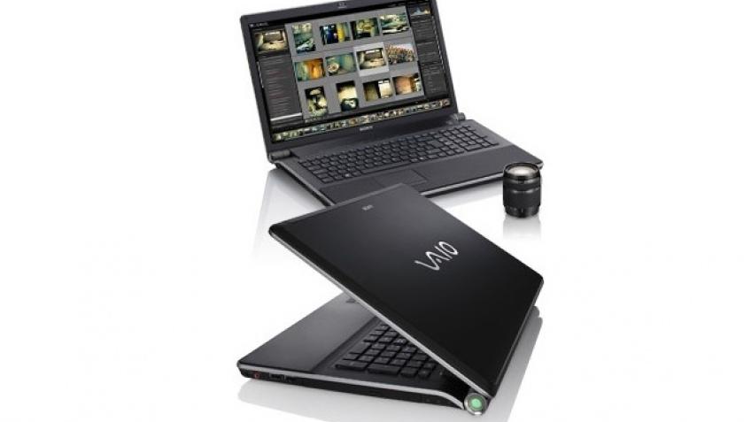Стильный домашний ноутбук Sony