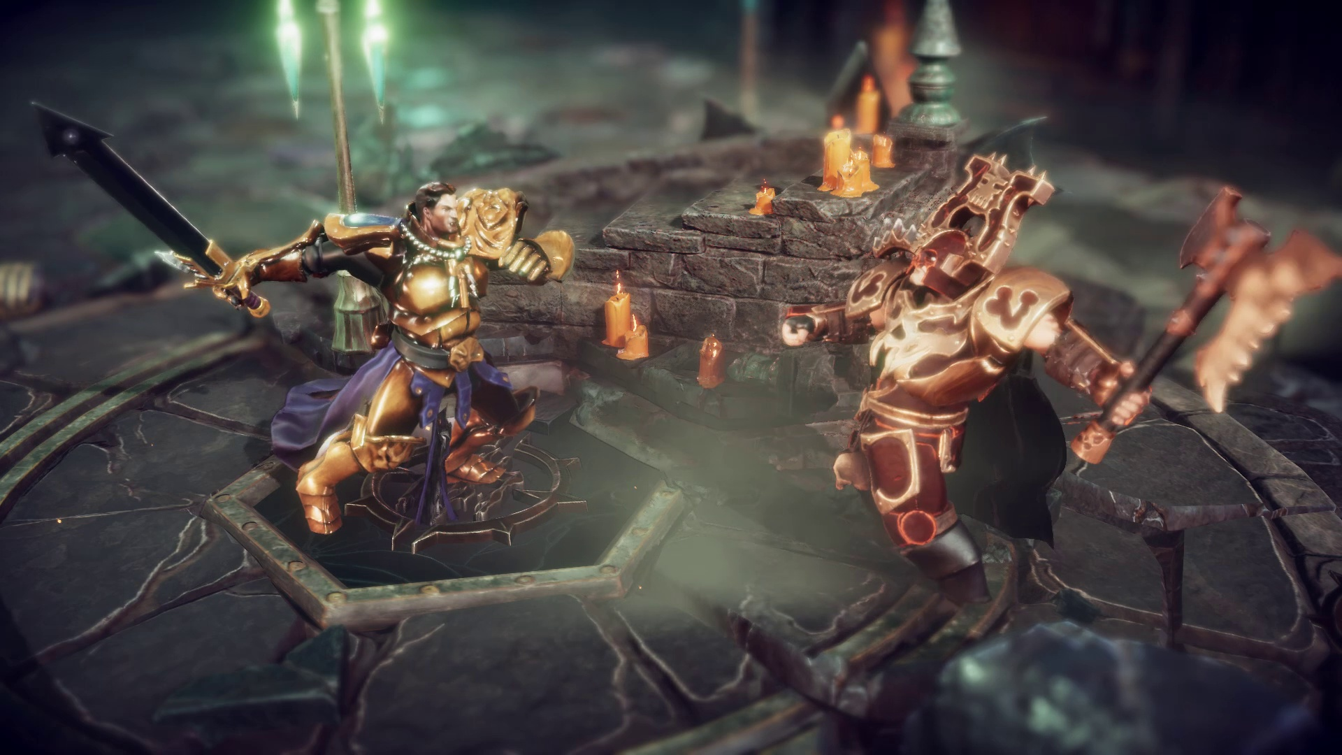 Warhammer Underworlds: Online покинула ранний доступ