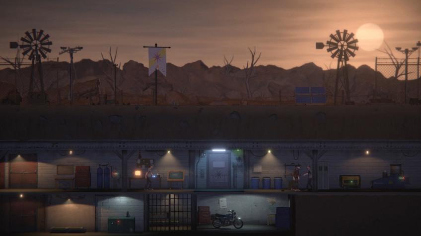 Sheltered2 в этом году выйдет в Steam