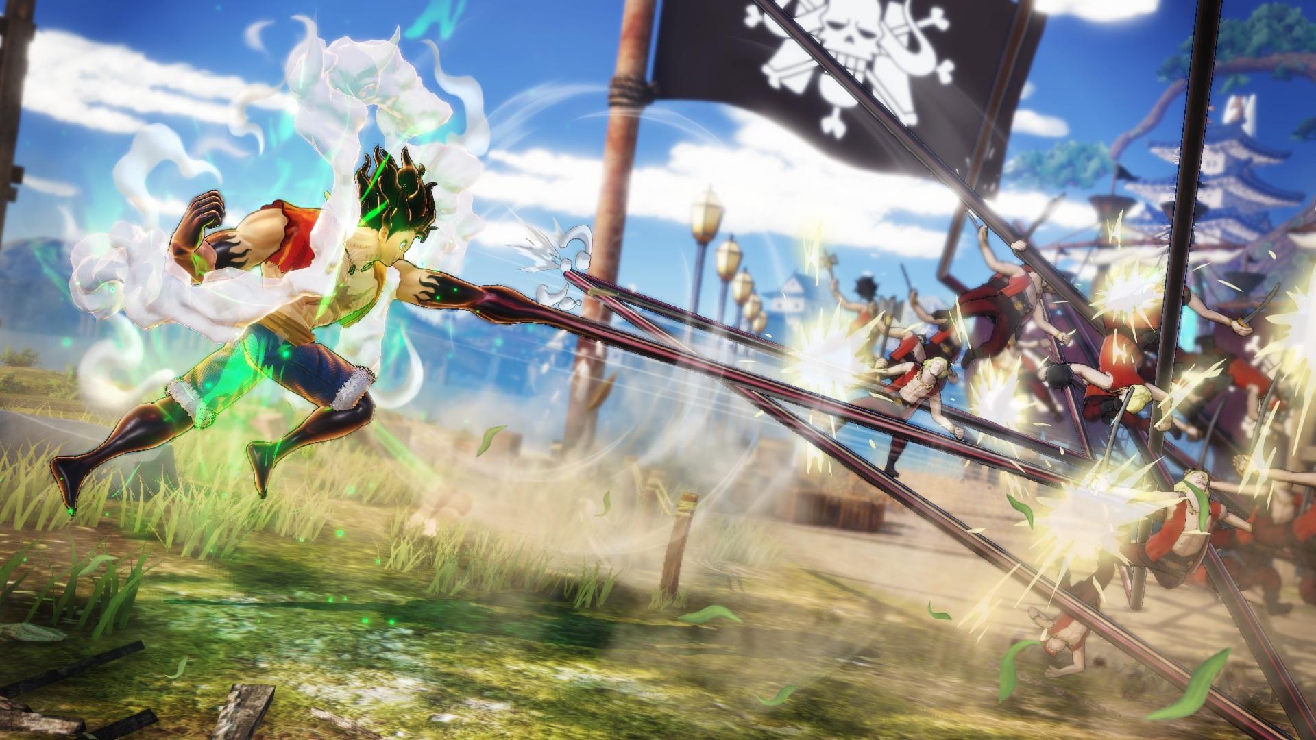 Мультиплеерный режим One Piece: Pirate Warriors4 показали в трейлере