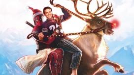 Появился дебютный трейлер новогодней комедии «Жил-был Дэдпул»