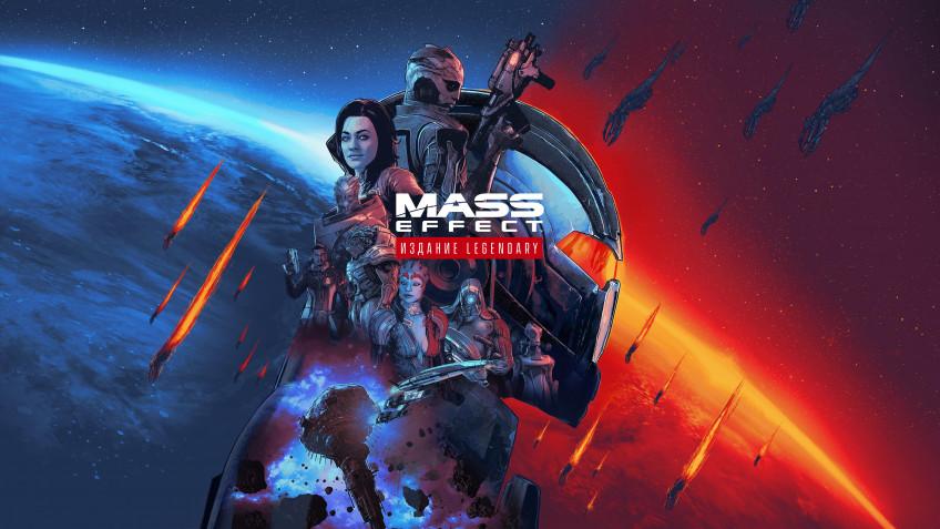 EA представила инструмент по созданию постеров Mass Effect Legendary Edition