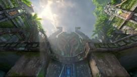Новый ролик Quake Champions посвятили арене Ruins of Sarnath