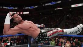 Релизный трейлер WWE 2K18: как подраться в кабинете босса?