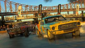 Новый геймплей DIRT5 показывает гонку в Кейптауне