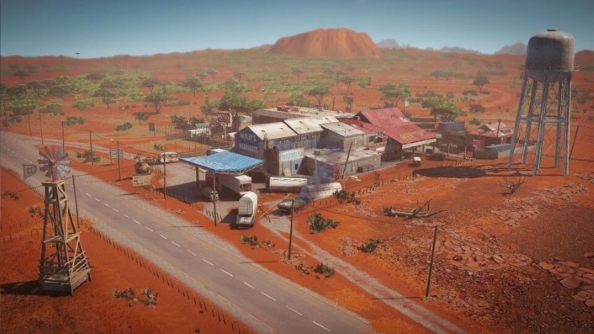 Трейлер австралийской карты «Аутбэк» для Rainbow Six Siege