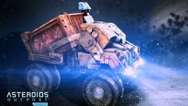 Asteroids: Outpost выпустили в Steam Early Access
