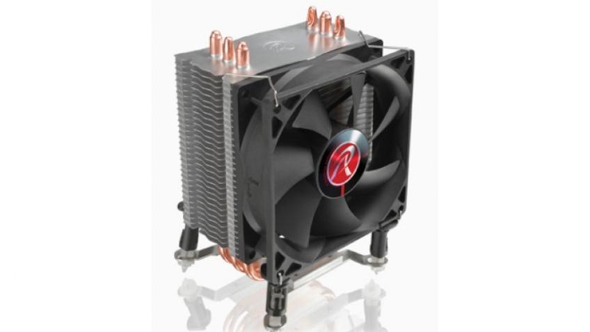 Raijintek анонсировала процессорный кулер RHEA