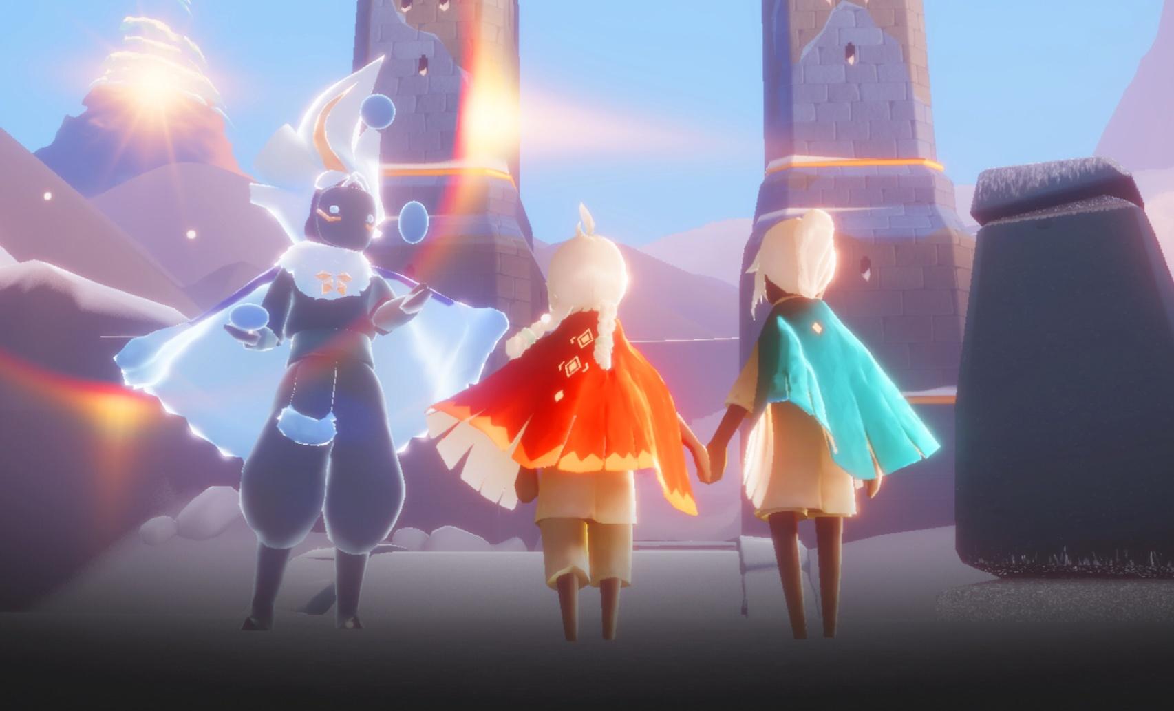 Началась предварительная регистрация Sky: Children of the Light на Android