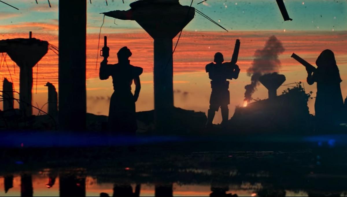 «Живой» трейлер Destiny2 взрывает привычный мир