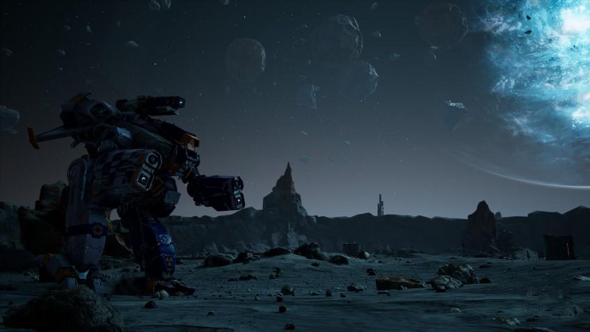 Первое платное DLC для MechWarrior5 отложили, но расширили