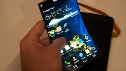 Стала известна предполагаемая дата анонса смартфона Samsungс гибким дисплеем