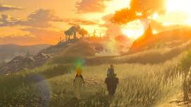 Авторы Xenoblade Chronicles работают над новой частью The Legend of Zelda