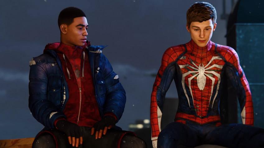Живой геймплей «Человека-паука: Майлз Моралес» с рейтрейсингом на PS5