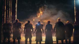 Первый взгляд на Бога, Асгард и Йотунхейм в Assassin's Creed Valhalla