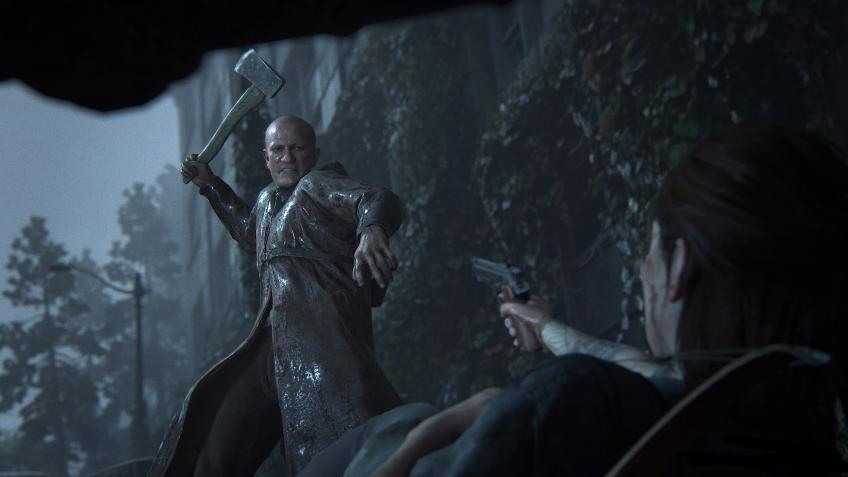 Авторы The Last of Us: Part 2 сняли финальную сцену игры