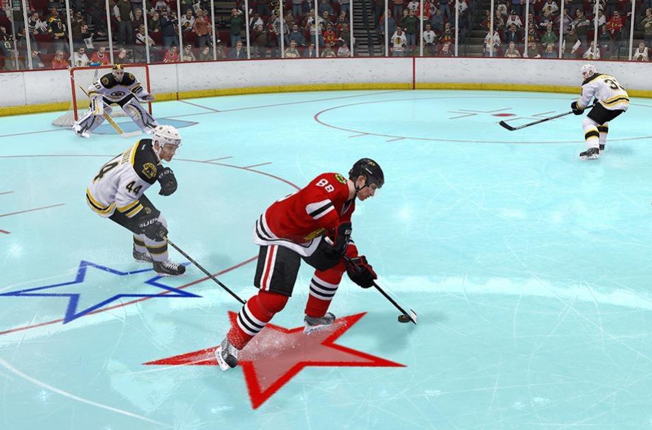 В России вышел симулятор NHL14