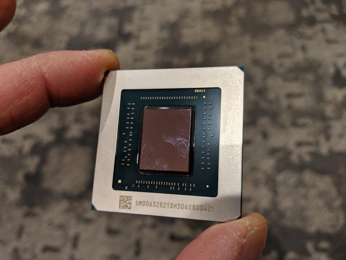 AMD представила семейство графических карт Radeon RX 5000