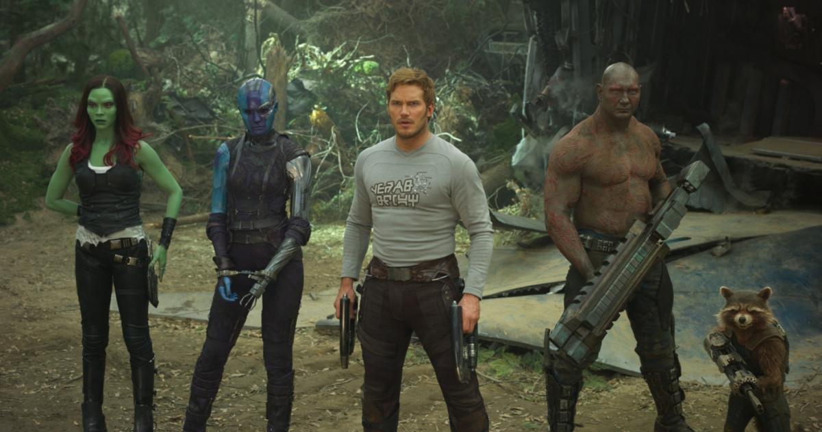 СМИ: Disney заморозила производство третьих «Стражей Галактики»