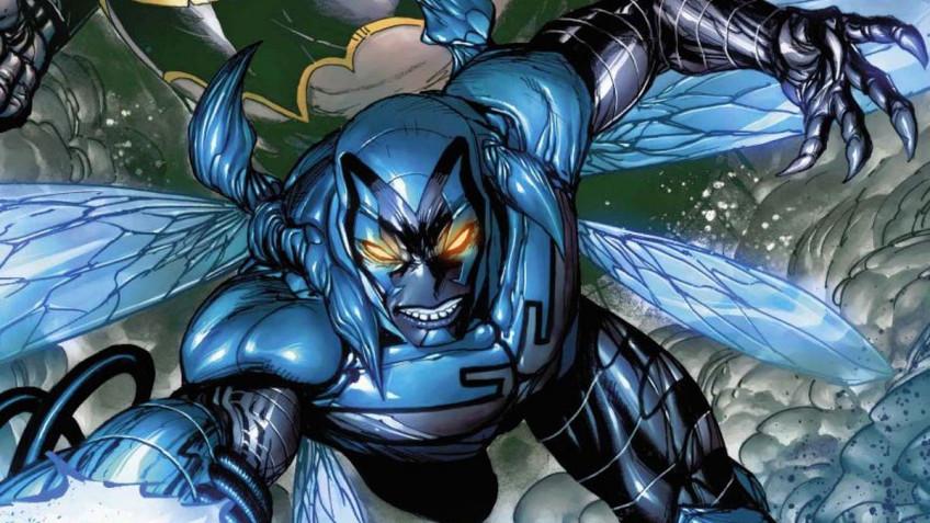 СМИ: Warner Bros. разрабатывают фильм про Синего Жука из комиксов DC