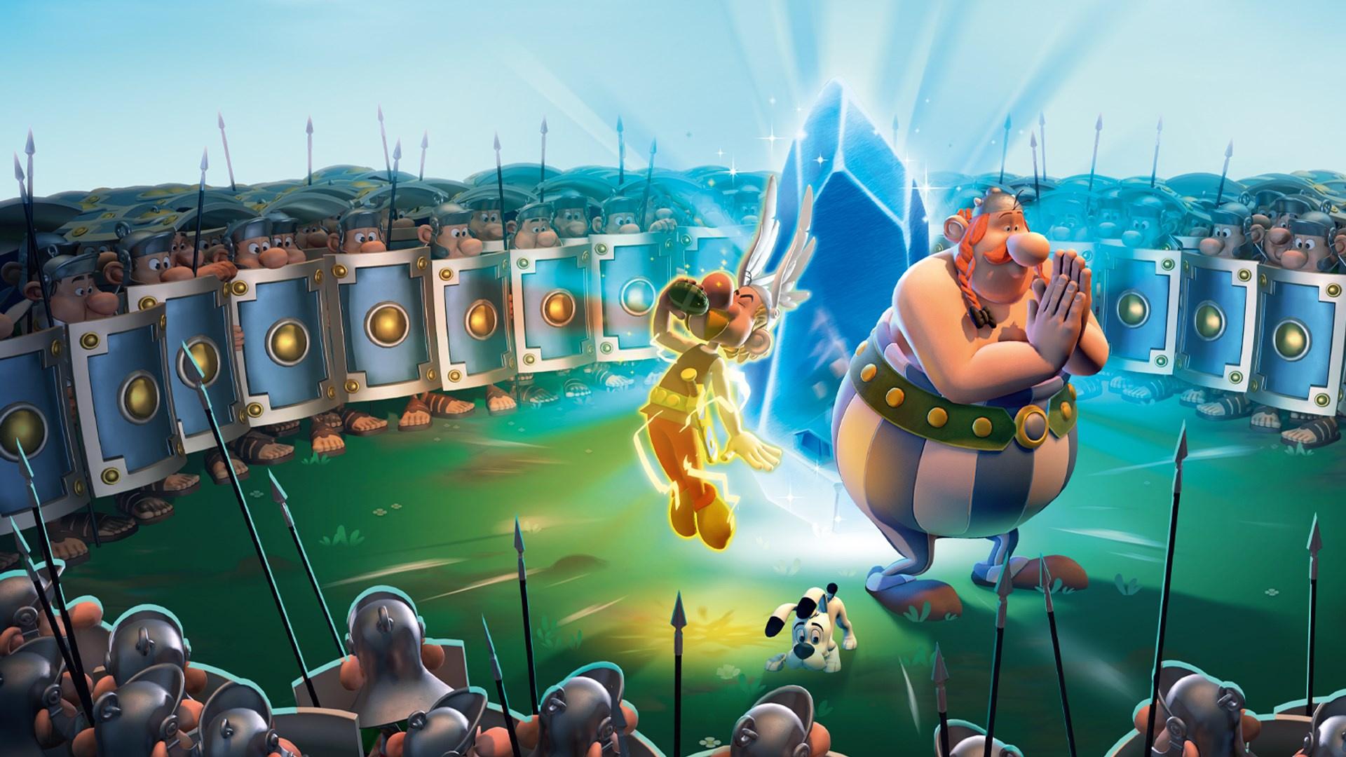 Французы «отримастерят» и оригинальную Asterix & Obelix XXL