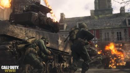 Новые трейлеры Call of Duty: WWII посвятили картам для мультиплеера