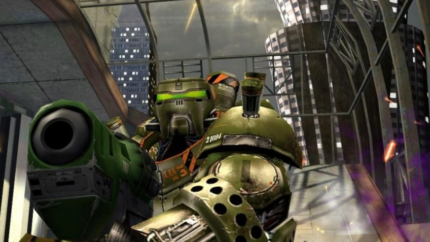Unreal Tournament 2004 на золоте