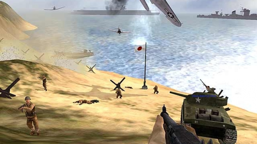 Сайт Battlefield 1942