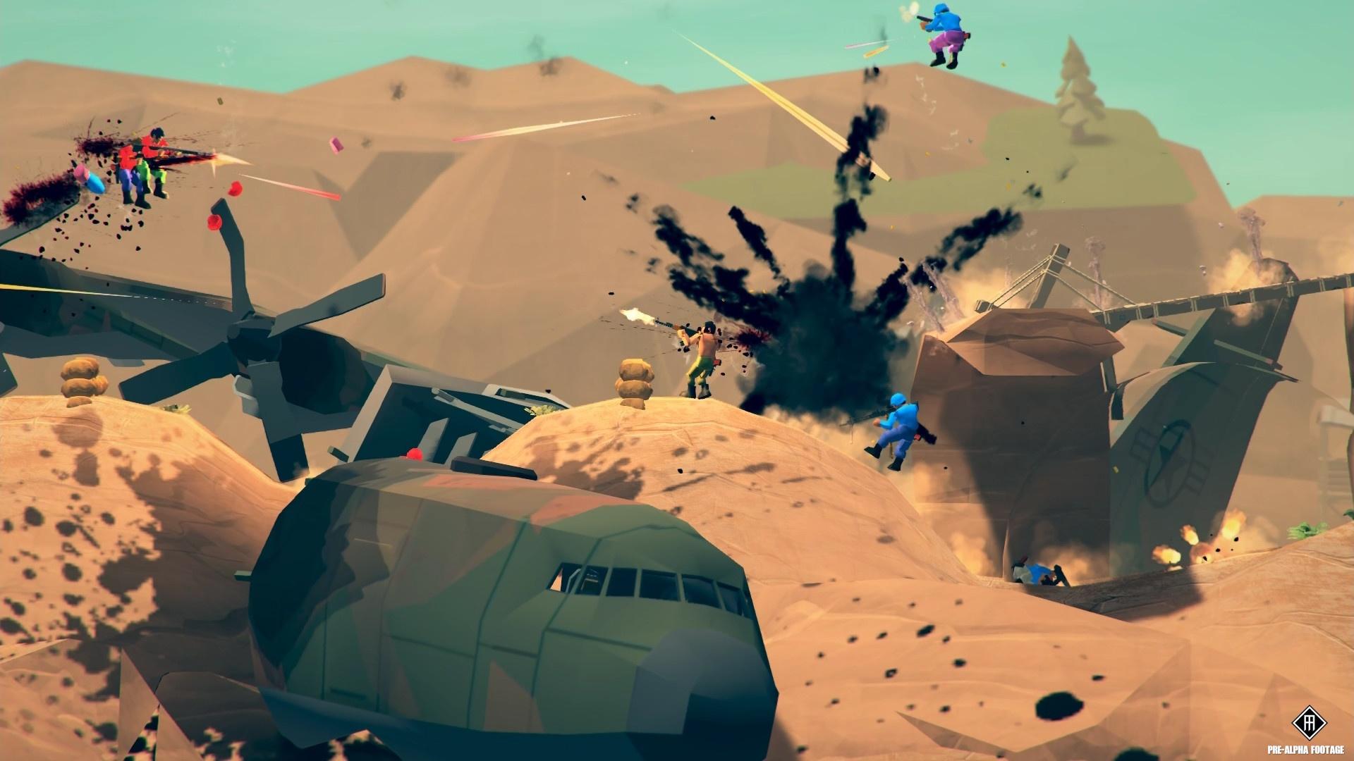 Soldat2 весной выйдет в ранний доступ Steam