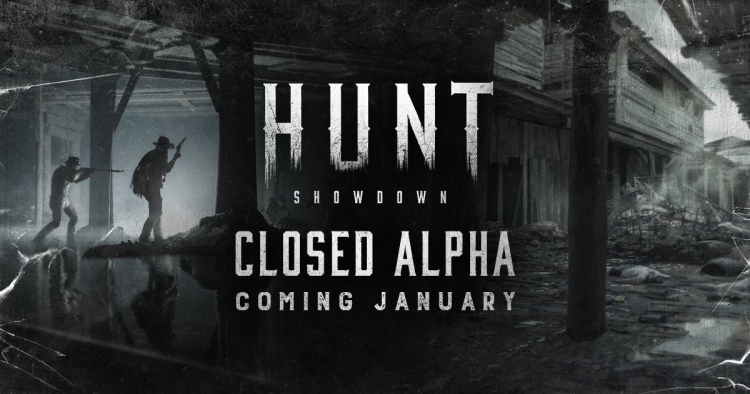 Закрытое альфа-тестирование Hunt: Showdown пройдёт в январе