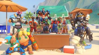 В Overwatch начались новые «Летние игры», которые продлятся до 10 августа