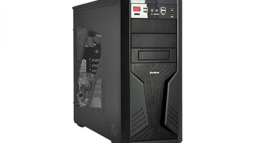 Zalman начала продажи корпусов Z9-Plus