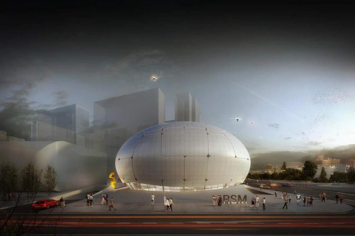 В Сеуле откроют музей робототехники, построенный роботами