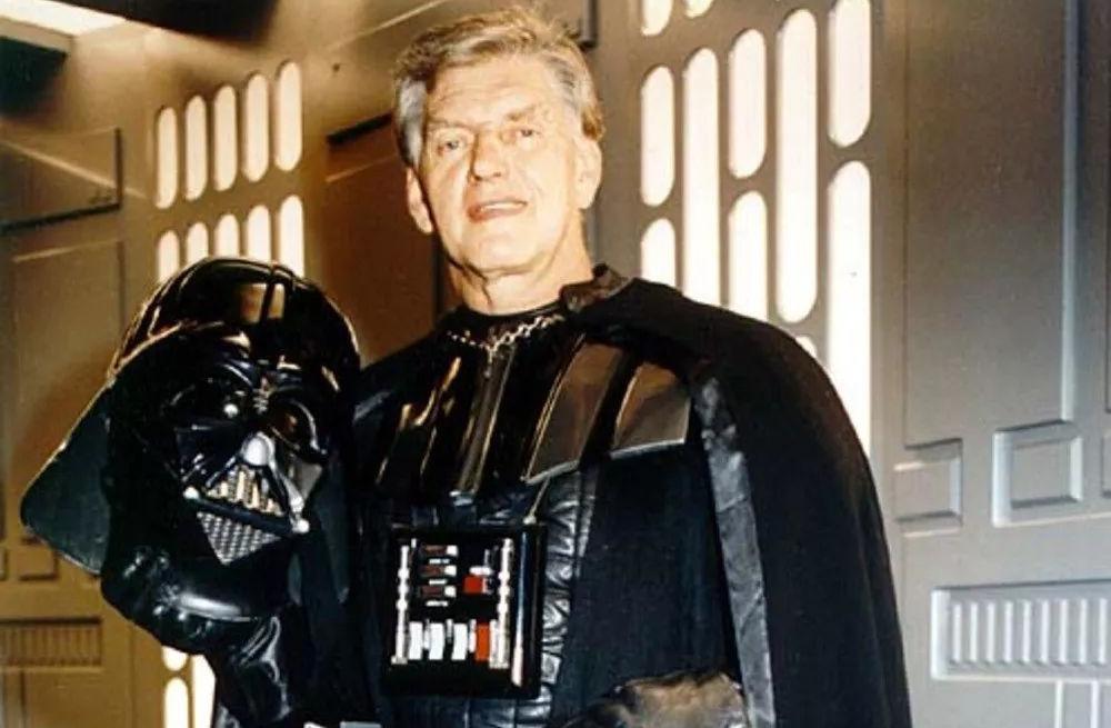 Умер Дэвид Проуз — Дарт Вейдер из классической трилогии «Звёздных войн»