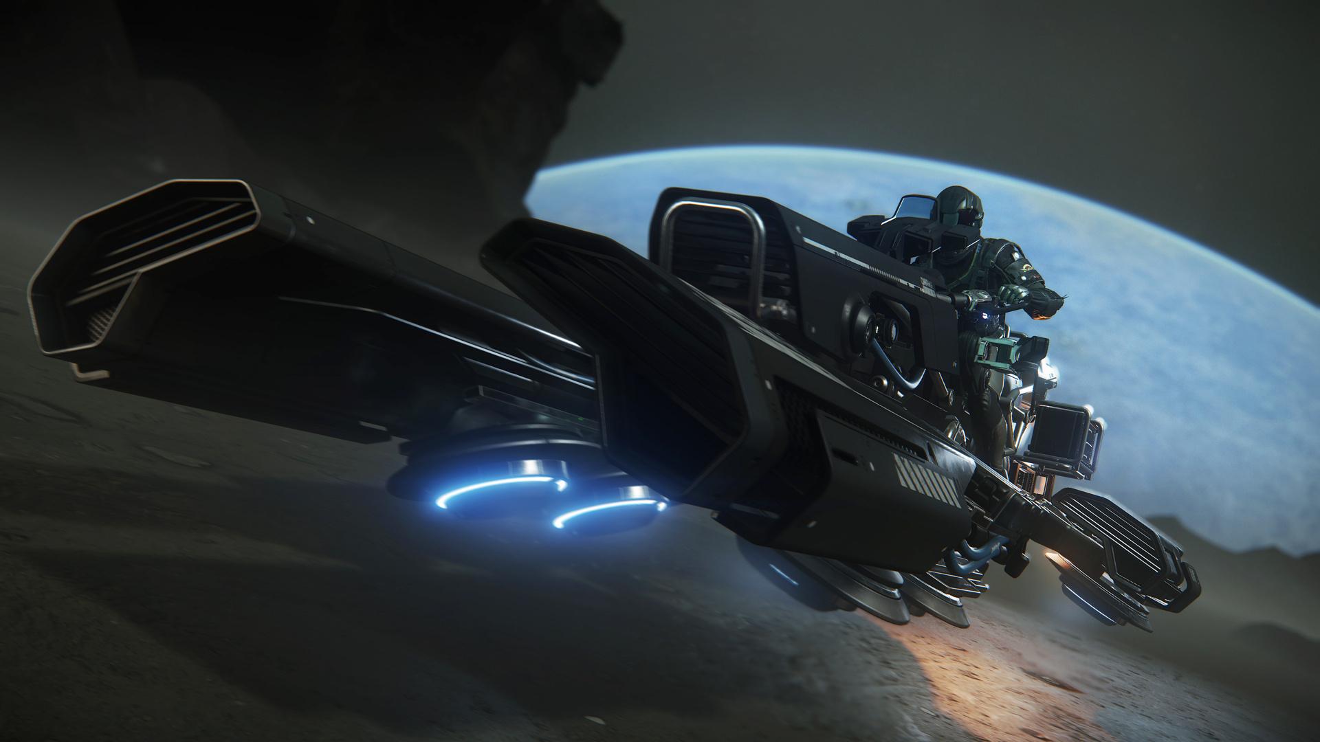 К Star Citizen выпустили обновление Alpha3.12: Assault on Stanton