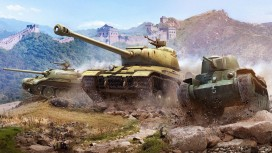 В World of Tanks и другие игры Wargaming играют 100 миллионов человек