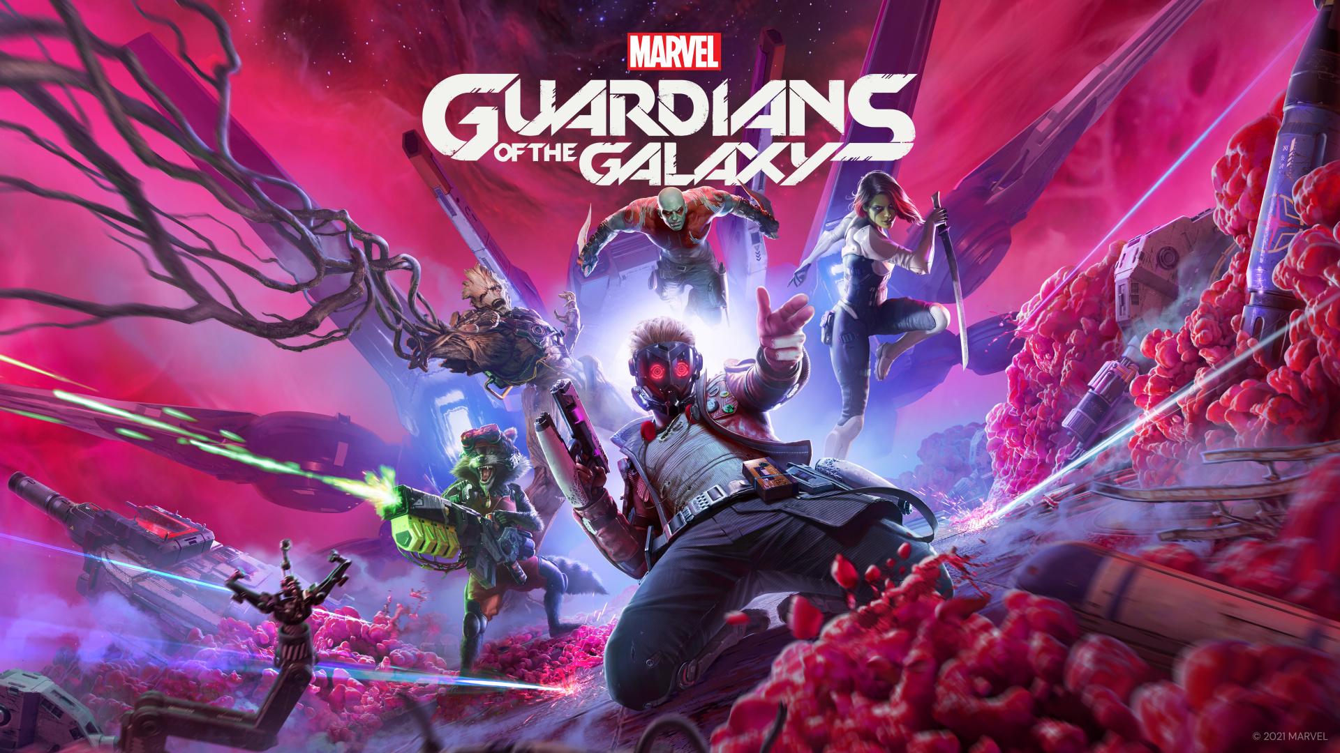 Команда Deus Ex анонсировала «Стражей Галактики» — это Mass Effect по Marvel